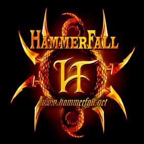 Hammerfall - polštář 4