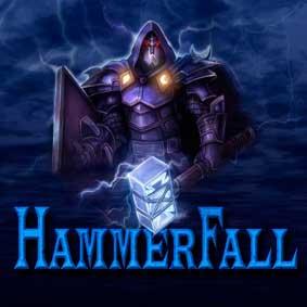 Hammerfall - polštář 5