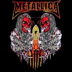 Metallica - polštář 2