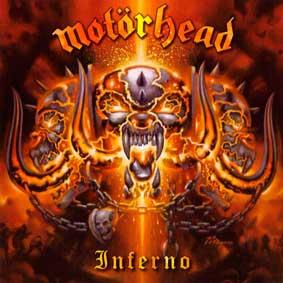 Motorhead - Inferno - polštář