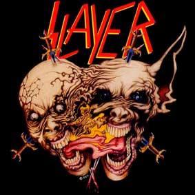 Slayer - polštář 2