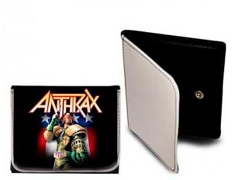 Anthrax - peněženka