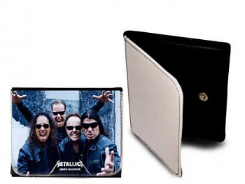 Metallica - peněženka 1