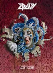 Edguy - Age Of The Joker - nášivka 1