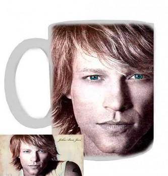 hrníček - Bon Jovi - hrnek 1