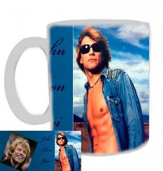 hrníček - Bon Jovi - hrnek 3