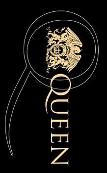 Queen - nášivka