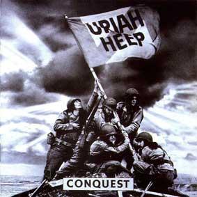 Uriah Heep - polštář
