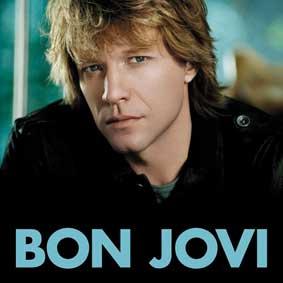 Bon Jovi - polštář 2
