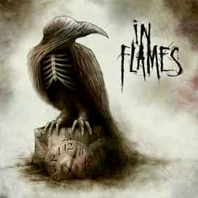 In Flames - polštář