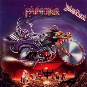 Judas Priest - Painkiller - polštář