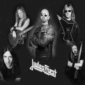 Judas Priest - polštář