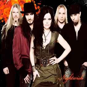 Nightwish - polštář 4