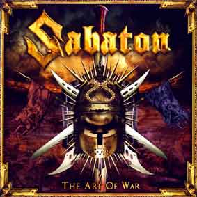 Sabaton - The Art Of War - polštář