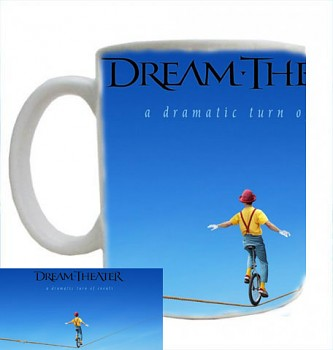 hrníček - Dream Theater - A dramatic Turn Of Events - hrnek