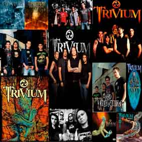 Trivium - polštář 1