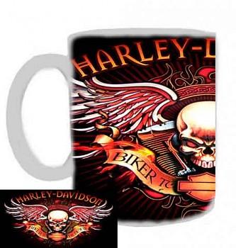 hrníček - Harley Davidson - hrnek 1
