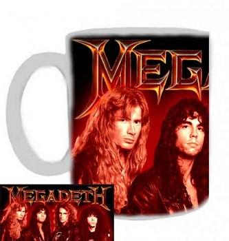 hrníček - Megadeth - hrnek 2