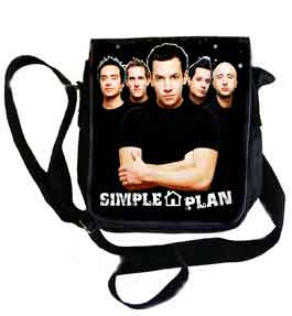 Simple Plan - taška GR 20 a