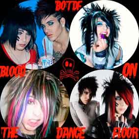 Blood On The Dance Floor - polštář 1
