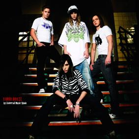 Tokio Hotel - polštář