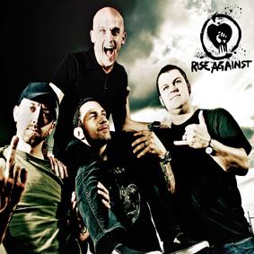 Rise Against - polštář 1