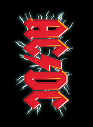 AC/DC - nášivka 7