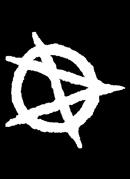 Anarchy - nášivka 1