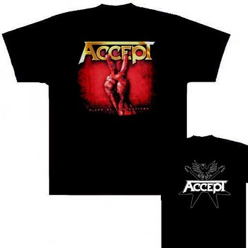 Accept - Blood Of The Nations - triko - tričko