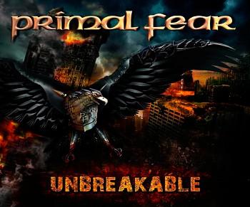 Primal Fear - Unbreakable - podložka pod myš