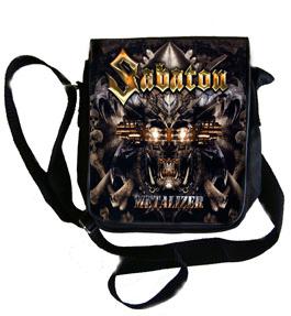Sabaton - Metalizer - taška GR 20