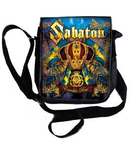 Sabaton - Carolus Rex - taška GR 20