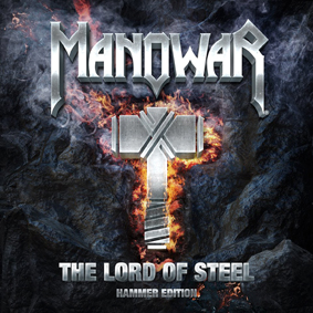 Manowar - The Lord Of Steel - polštář