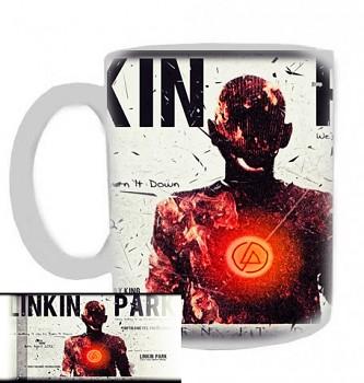hrníček - Linkin Park - hrnek 2