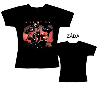 Arch Enemy - triko dámské