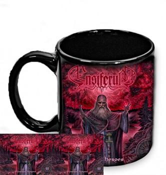 Ensiferum - Unsung Heroes - hrnek černý
