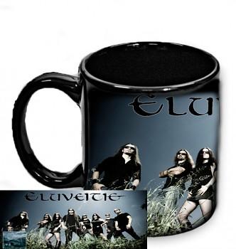 Eluveitie - The Early Years - hrnek černý