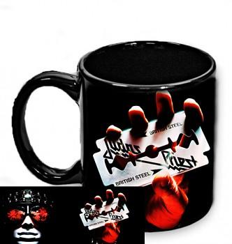 Judas Priest - hrnek černý
