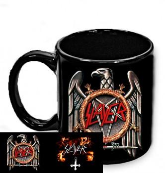 Slayer - hrnek černý