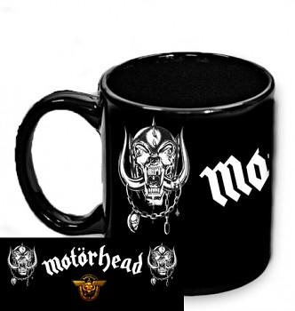 Motorhead - hrnek černý