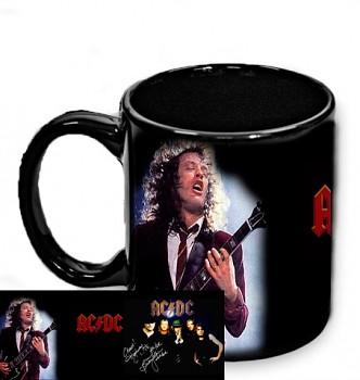 AC/DC - hrnek černý 1