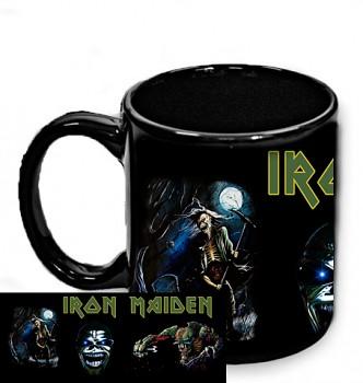Iron Maiden - hrnek černý 2