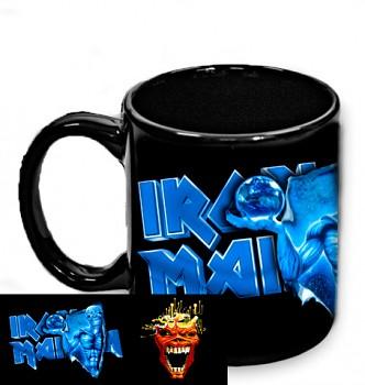 Iron Maiden - hrnek černý 4