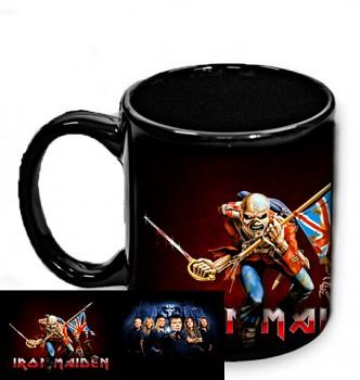 Iron Maiden - hrnek černý 3