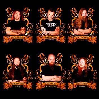 Sabaton - band - polštář