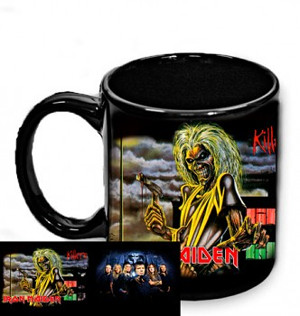 Iron Maiden - hrnek černý 5