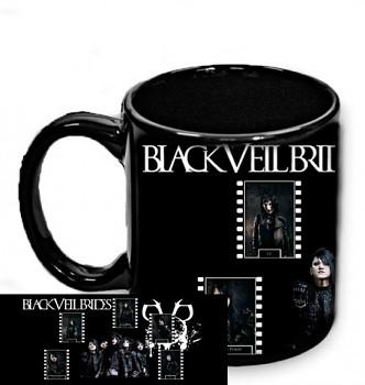Black Veil Brides - hrnek černý 2