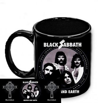 Black Sabbath - hrnek černý 3