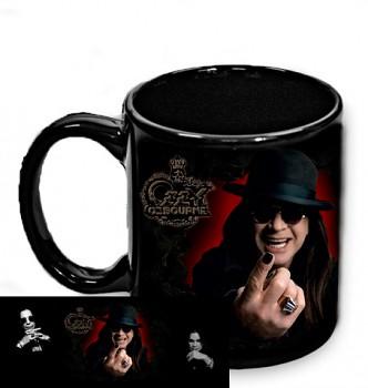 Ozzy Osbourne - hrnek černý 1