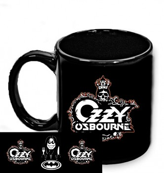 Ozzy Osbourne - hrnek černý 2